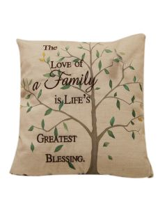 ''Family'' Tree of Life Pillow