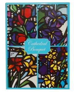 Cathedral Bouquet Notecards