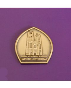 Washington National Cathedral Pin