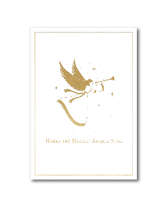 ''Hark the Herald Angels Sing'' Embellished Boxed Christmas Cards