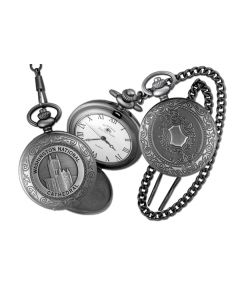 WNC Pewter Pocket Watch