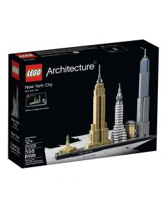 New York City Lego Set