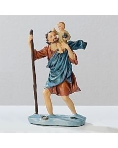 St. Christopher, Patron of Travelers Figurine