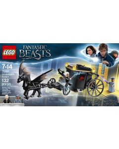Grindelwald´s Escape Lego Set