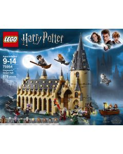Hogwarts™ Great Hall Lego Set
