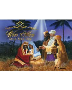 ''Wise Men Still Seek Him'' Boxed Christmas Cards