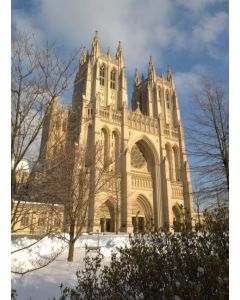Cathedral in Snow Boxed Christmas Cards