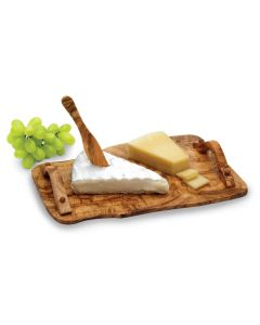 Olive Wood Cheese Tray