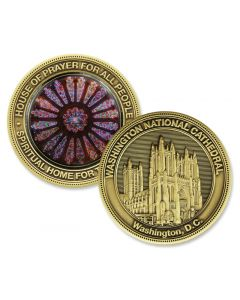Cathedral Commemorative Coin