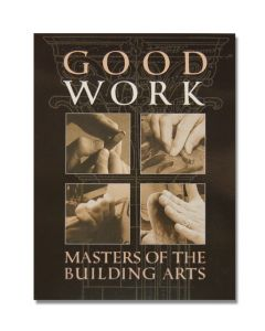 DVD   Good Work: Masters of the Building Arts