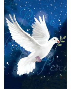 ''Bringing Peace'' Christmas Card