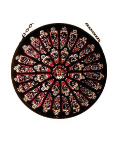 Rose Window in 6'', Durham Cathedral