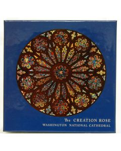 Rose Window Jigsaw Puzzle, 100 pieces