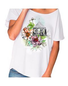 Ladies Bishop's Garden Tee