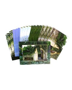 Boxed Note Cards ''A Walk in Bishops Garden''
