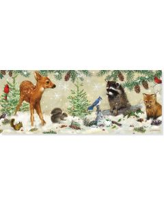 Winter Friends Holiday Cards