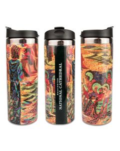 By the Sea of Tiberias Travel Mug