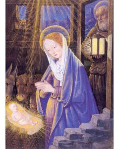 Holy Family Nativity Card (8-Card Pack)